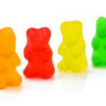 製菓材料,トッピング,業務用,菓子,卸,プティギフト,イベント,オフィス,グミ,コラーゲン,グミキャンディー,咀嚼,噛む,噛む力,そしゃく,オレンジ味,リンゴ味,イチゴ味,レモン味,熊,クマ,くま,ベア,