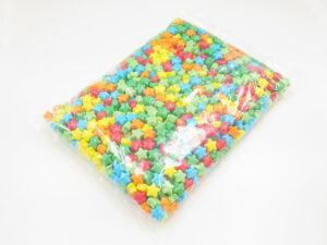 製菓材料,トッピング,業務用,菓子,卸,ラムネ,らむね,糖衣,ブドウ糖,スター,