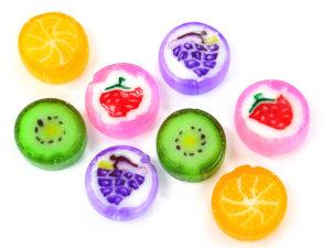 製菓材料,トッピング,業務用,菓子,卸,キャンディー,アメ,飴,あめ,ハードキャンディー,果物,くだもの,フルーツ,