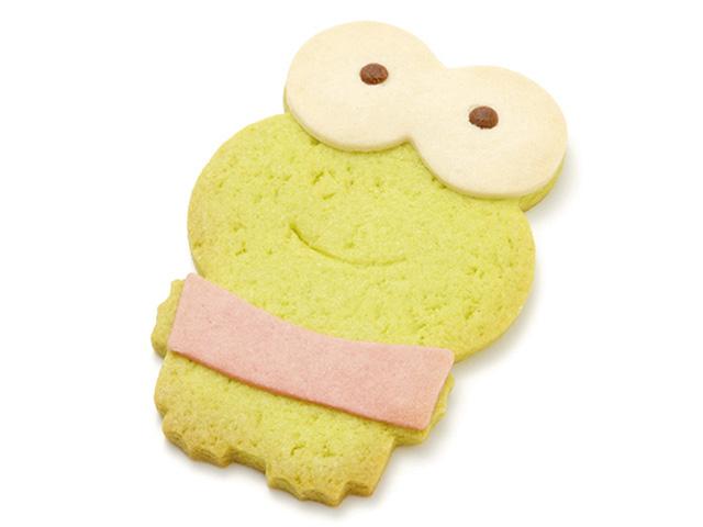 製菓材料,トッピング,業務用,菓子,卸,クッキー,ボーロ,ビスケット,ファニー,かわいい,フロッグ,手作り,バニラ,