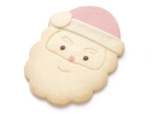 製菓材料,トッピング,業務用,菓子,卸,クッキー,ボーロ,ビスケット,ファニー,かわいい,サンタクロース,クリスマス,限定,