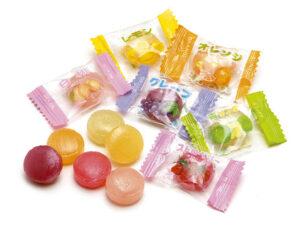 製菓材料,トッピング,業務用,菓子,卸,包装菓子,プティギフト,キャンディー,アメ,あめ,飴,ハードキャンディー,フルーツ,ミックス,