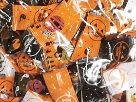 製菓材料,トッピング,業務用,菓子,卸,包装菓子,プティギフト,キャンディー,アメ,あめ,飴,ハードキャンディー,ハロウィン,レモン,オレンジ,グレープフルーツ,ストロベリー,ピーチ,グレープ,